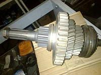 Вал вторичный КПП с шестеренкой в сборе ГАЗ 53 (производитель ГАЗ) 53-12-1701100