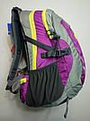 Рюкзак туристический, велорюкзак 30 л New Outlander-фиолетовый(AV 2233), фото 3