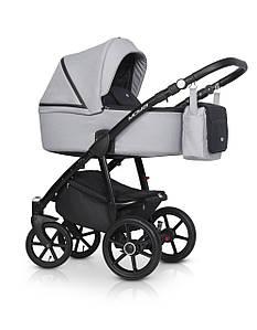 Детская универсальная коляска 2 в 1 Expander Moya 01 Grey Fox