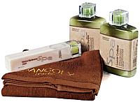 DANCOLY СПА Набор для сухих волос с маслом лаванды(шампунь,кондиционер,крем)