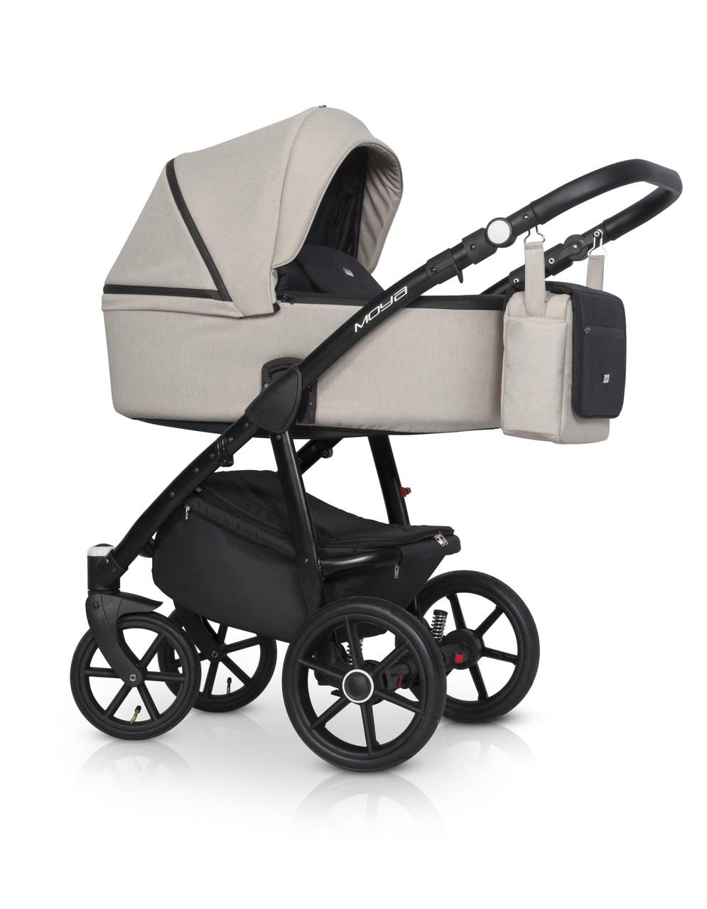 Детская универсальная коляска 2 в 1 Expander Moya 02 Latte