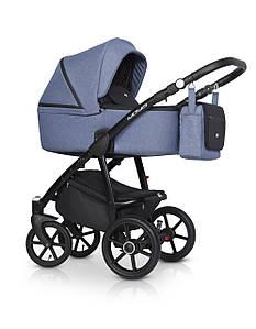 Детская универсальная коляска 2 в 1 Expander Moya 03 Denim