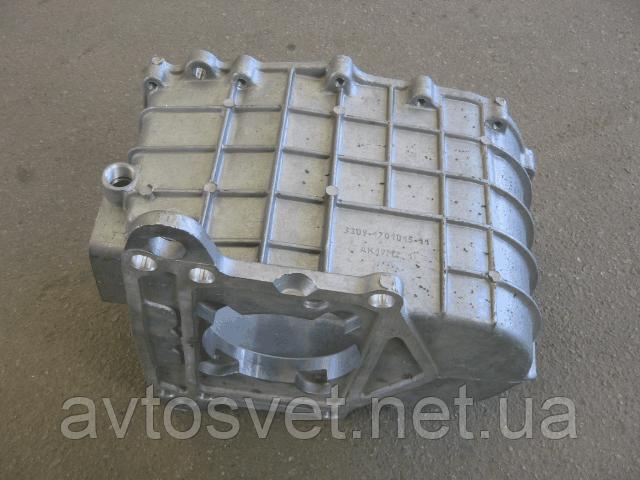 Картер КПП 5-ст ГАЗ 3308,3309, Валдай передній нового зразка (виробник ГАЗ) 3309-1701015-11