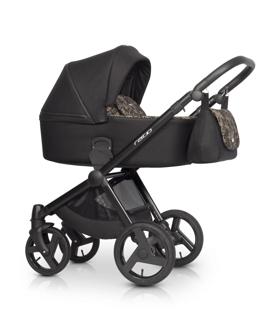 Детская универсальная коляска 2 в 1 Expander Ratio 03