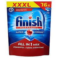Миючий засіб для посудомийних машин Finish All in 1 Max 76 шт