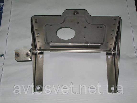 Основание аккумулятора ГАЗ, ГАЗЕЛЬ (производитель ГАЗ) 3302-3703025-01, фото 2