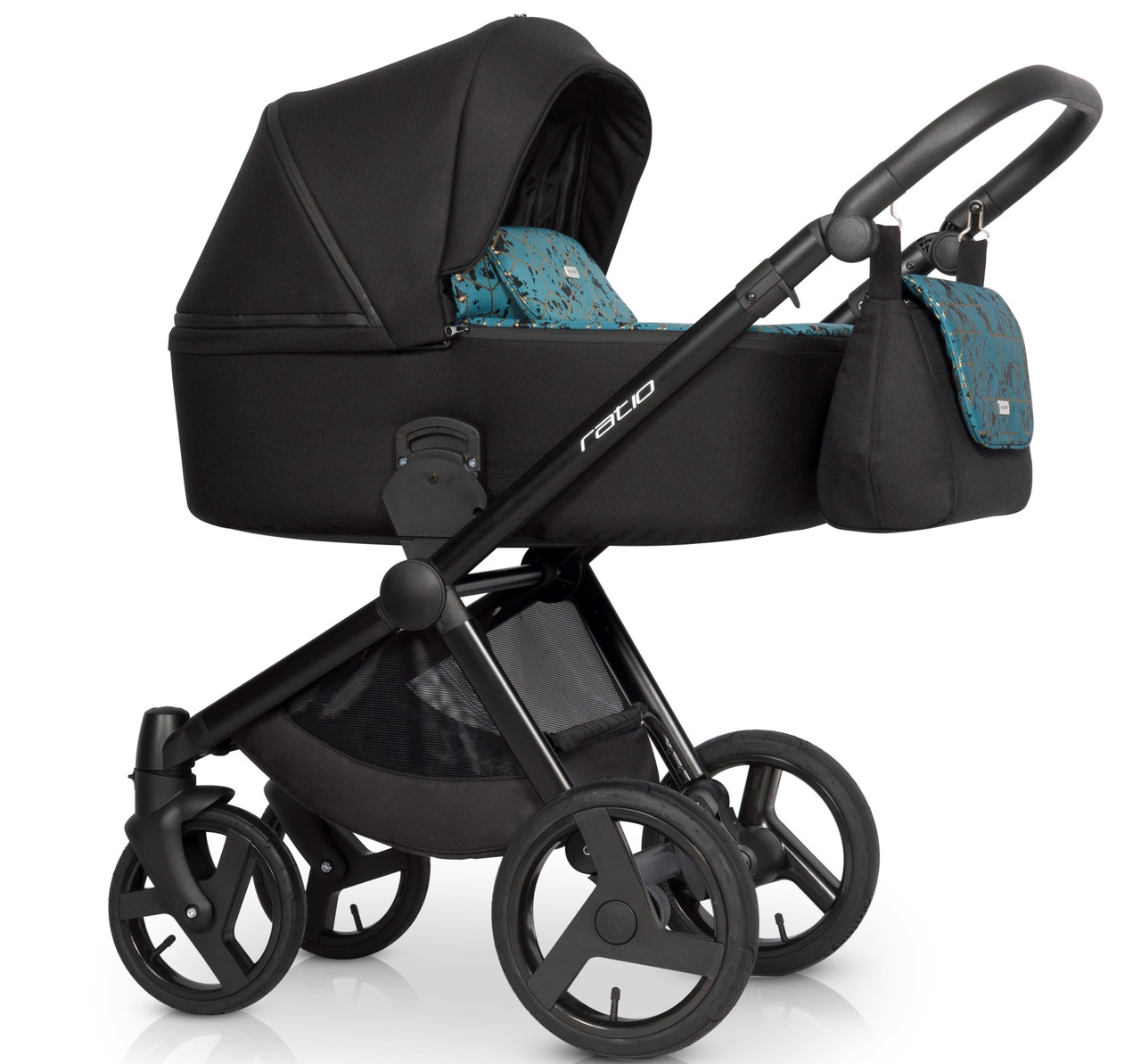 Детская универсальная коляска 2 в 1 Expander Ratio 05