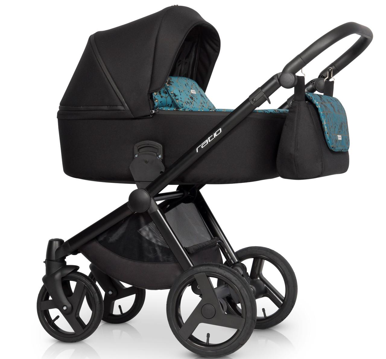 Дитяча універсальна коляска 2 в 1 Expander Ratio 05