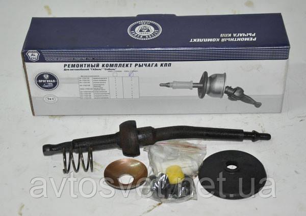 Ремкомплект важеля КПП ГАЗ 3302, СОБОЛЬ(про-во ГАЗ) 3302-1702621