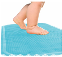 Антискользящий коврик kinderenOK,  размер  XL , Голубой