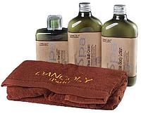 DANCOLY СПА набор для ухода за волосами с маслом розы(крем, лосьон, шампунь)