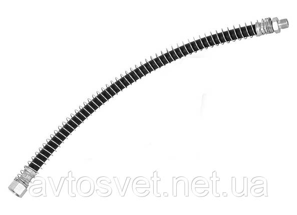 Шланг тормозной (соеденительный) передний нового образца ГАЗель Next ГАЗ (производитель ГАЗ) А21R23-3506025-10, фото 2