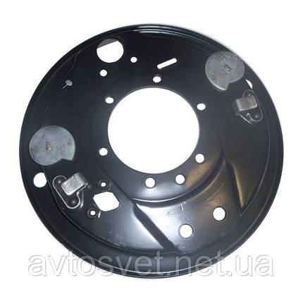 Щит гальма ГАЗ 3307 задній правий (виробник ГАЗ) 33078-3502012, фото 2