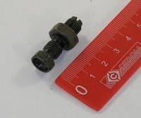 Винт регулировочный клапана (511.1007074) ГАЗ 53 с гайкой (производитель ЗМЗ)