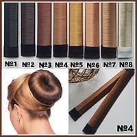 Знаменитая заколка для волос Hairagami (Хэагами) из волос №4