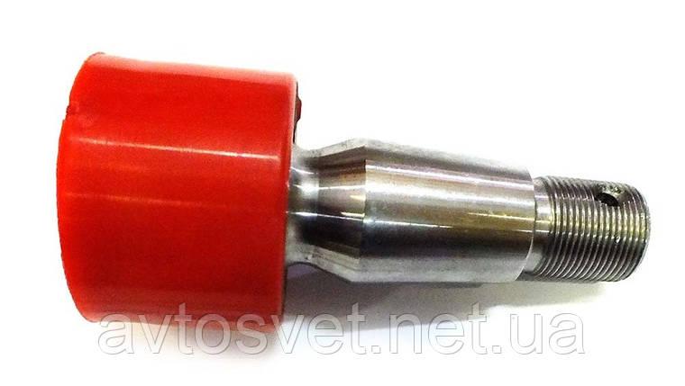 Палець рульової у поліуретані КАМАЗ (виробник ЕЛЕМЕНТ) арт. 774.5320-3414040, фото 2