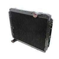 Радиатор водяного охлаждения КамАЗ-5320 (5320-1301010) (3-х рядный) (ПРАМО) 12.1301010
