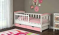 Кровать для девочки от 3 лет Конфетти 80*190