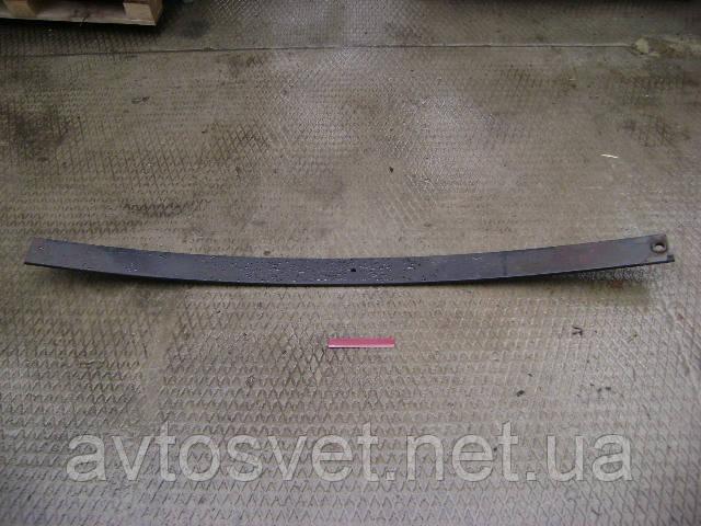 Лист ресори №1 задній причіп, напівпричіп 1654 мм (виробник Чусовая) 8378-2912101-10