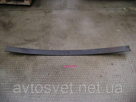 Лист ресори №1 задній причіп, напівпричіп 1654 мм (виробник Чусовая) 8378-2912101-10, фото 2