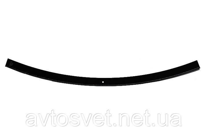Подрессорник (3302-2913101-20) ГАЗ-3302 (Лист ресори задній додатковий) ( Чусова) 3302-2913101-11-10