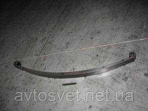 Рессора задняя ГАЗ 3302,33027 5-листовая усиленая (3302-2912010-10) (производитель Чусовая) 3302-2912012-10-10, фото 2