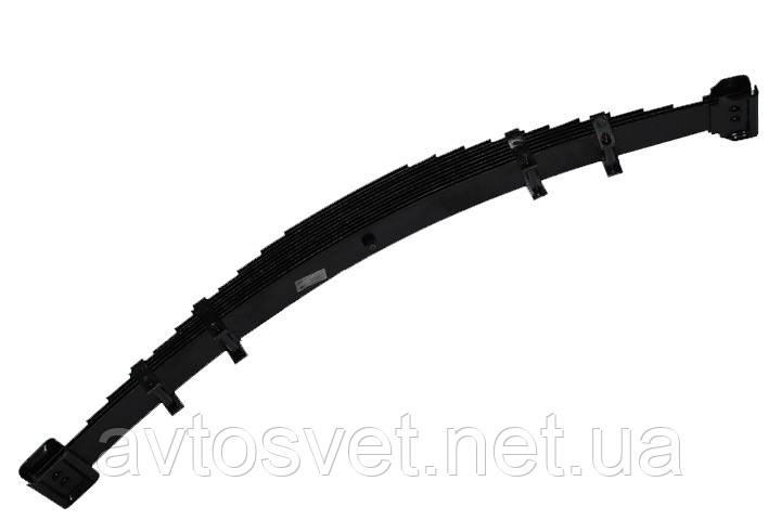 Рессора передняя ГАЗ 53 12-листовая (производитель ЧУС) 53-2902012-02
