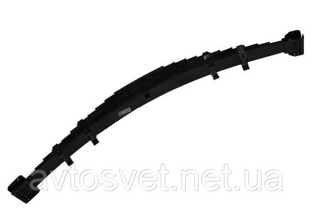 Рессора передняя ГАЗ 53 12-листовая (производитель ЧУС) 53-2902012-02, фото 2