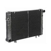 Радиатор водяного охлаждения ГАЗ 3302 (под рамку) нового образца (производитель ШААЗ) 330242-1301010-01