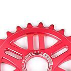 Зірка Kench 25T для BMX червона, фото 3
