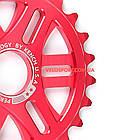 Зірка Kench 25T для BMX червона, фото 4