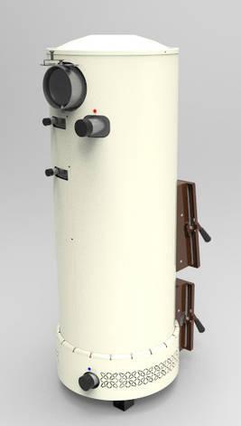 Двухконтурный твердотопливный котел Житомир-12ВМ, фото 2