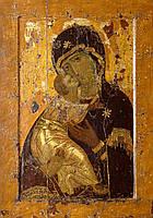 Владимирская икона Божией Матери, фото 1