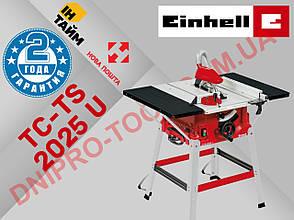 Настольная циркулярная пила  Einhell TC-TS 2025 U (Германия) (4340540), фото 2