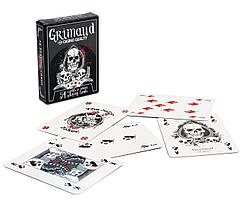 Карты игральные | Grimaud Death Game Playing Cards, фото 3