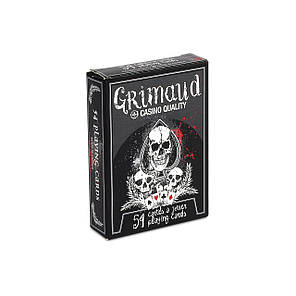 Карты игральные | Grimaud Death Game Playing Cards, фото 2