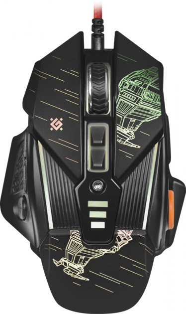 Defender sTarx GM-390L Black (52390)