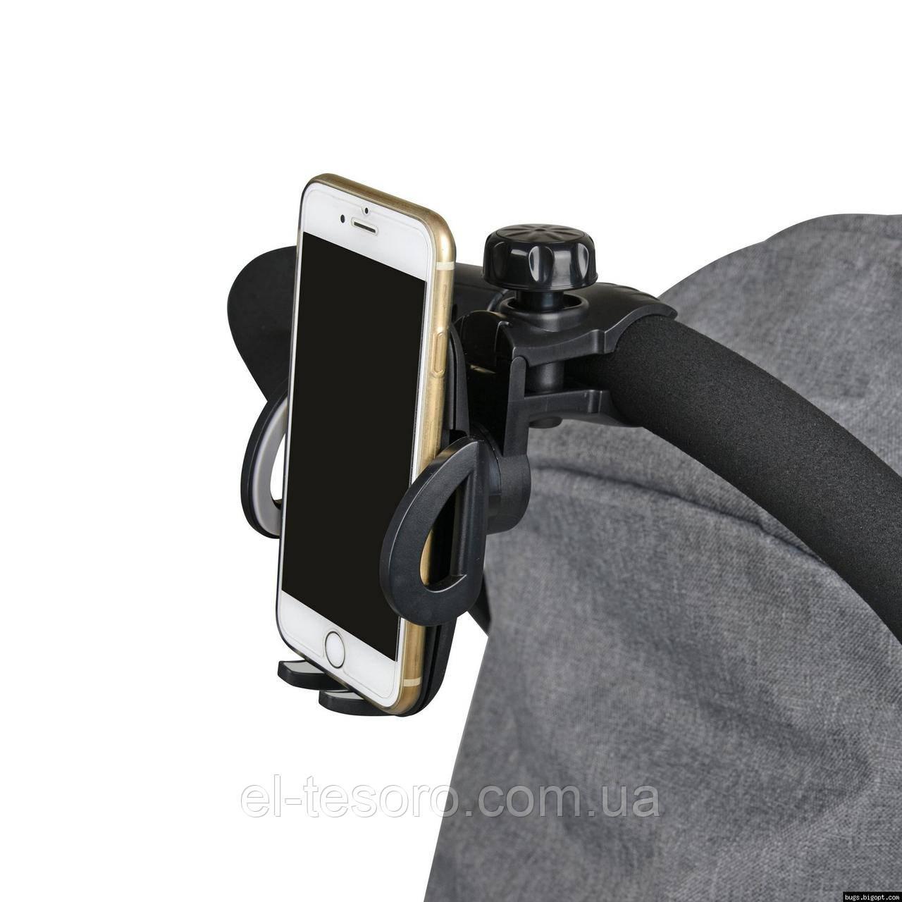 Bugs® Підставка під смартфон на коляску універсальна