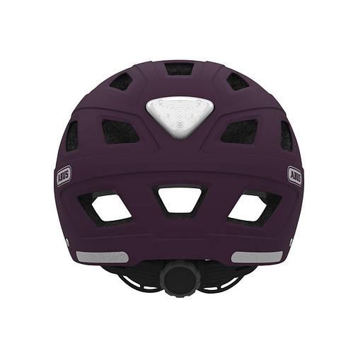 Шолом велосипедний ABUS HYBAN M Core Purple, фото 2