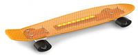 Скейт детский оранжевый, 0151/2