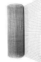 Сетка для клеток и заборов 50х50х1,8 сварная оцинкованная