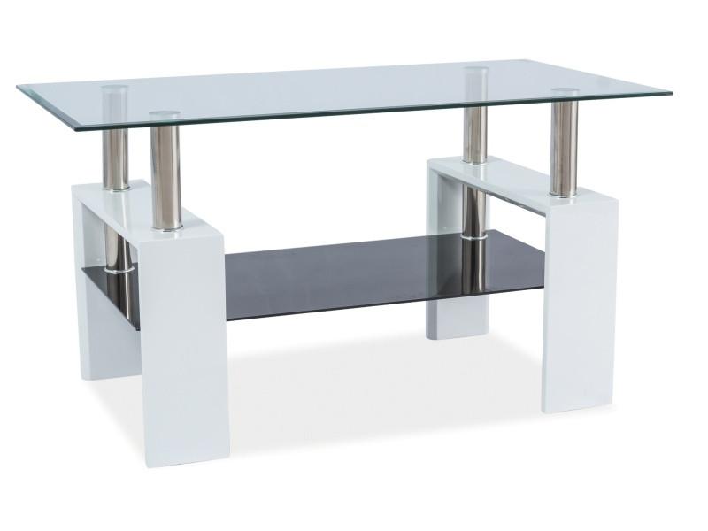 Журнальный столик Signal Lisa III 110X60X60