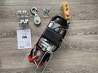 Лебедка электрическая Euro Craft HJ208 : 500/1000 кг | 2000 Вт