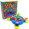 Настольная игра Fun Game «Голодные лягушата» (голодні жабенята) 7293