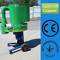 Измельчитель сена и соломы  220 В, 4 кВт (дробилка, сенорезка)