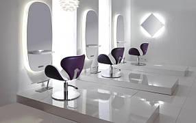 Кресла и стулья парикмахерские