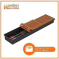 Внутрипольный конвектор FanCoil (фанкоил) FCF 09 mini - (90/230/1000-3000мм)