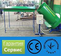 Измельчитель соломы промышленный 380 В, 18,5 кВт (соломорезка, соломодробилка)