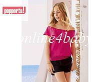 Летняя блузка Pepperts на девочку 6-7 лет, рост 122