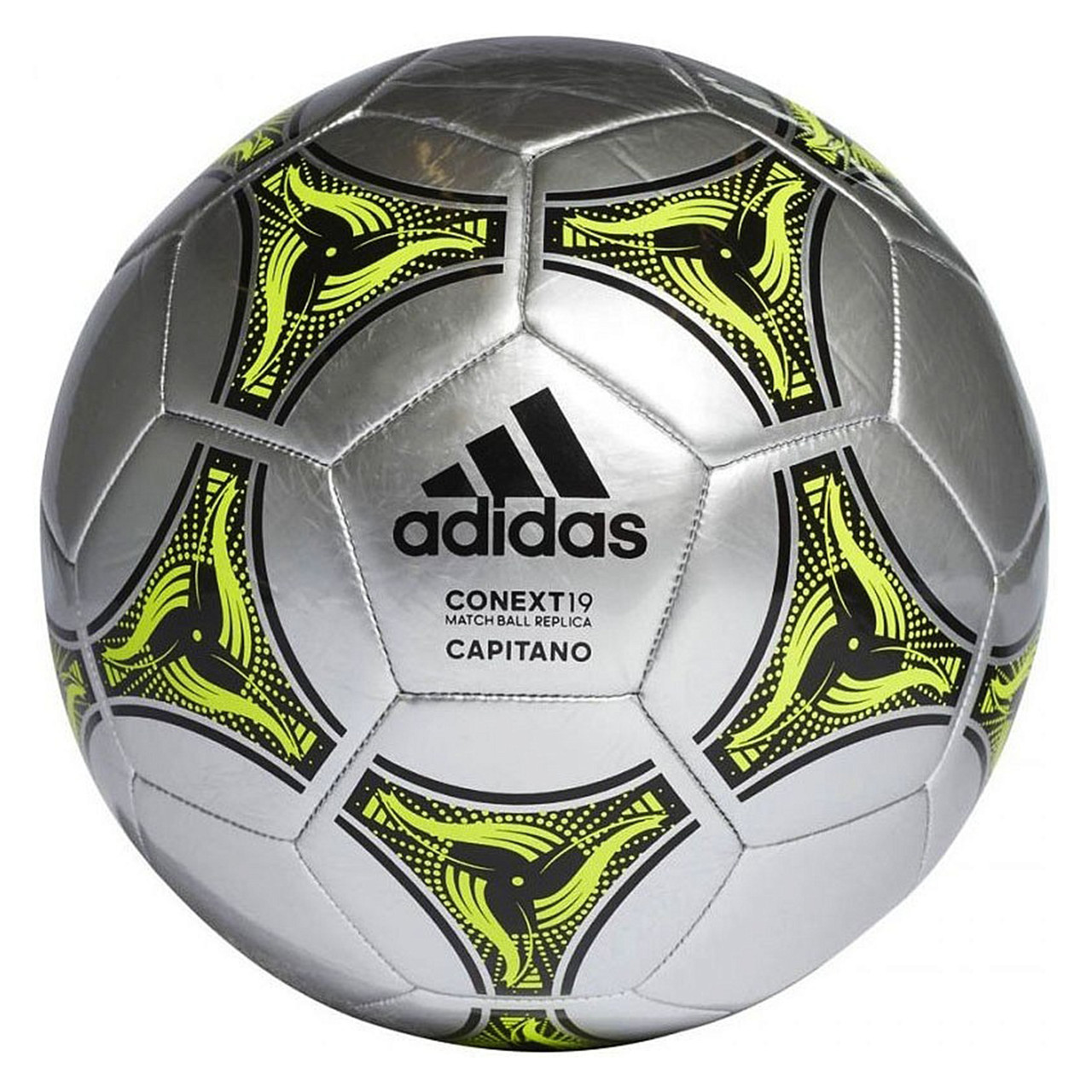 Мяч футбольный adidas Conext 19 Capitano DN8641